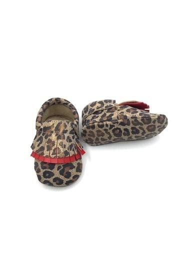 Moots Bebek Ayakkabısı Leopar